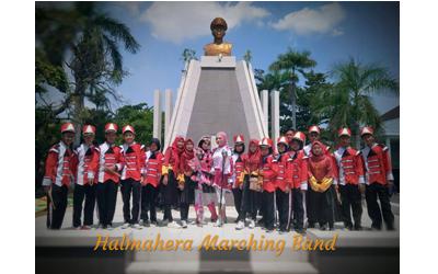 Marching Band Terbaik 1 Kota Tegal
